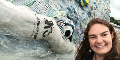 Catherine Gemmell: #STOP the Plastic Tide (EDINBURGH)