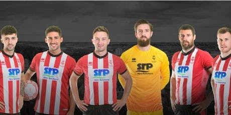Lincoln City v Fleetwood Town tickets