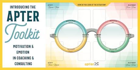 Webinar: Motivation & Emotion in Coaching & Development - The Apter Toolkit tickets