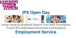 Making Work Work, IPS Open day