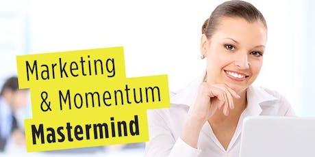 PROpel Marketing & Momentum Mastermind tickets