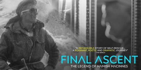 Screening of Final Ascent tickets