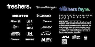 ACM Freshers Fayre