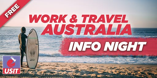 Australia Working Holiday Info Talk (Galway)