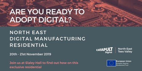 Digital Manufacturing Residential tickets