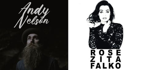 Andy Nelson with Rose Zita Falko  tickets