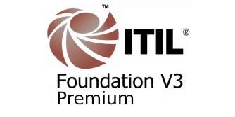 ITIL V3 Foundation – Premium 3 Days Virtual Live Training in Mississauga