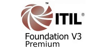 ITIL V3 Foundation – Premium 3 Days Virtual Live Training in Ottawa