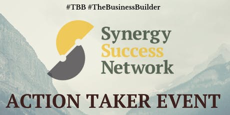 Synergy Success Network Action Taker Event tickets