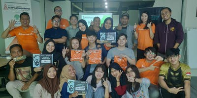 Techstars Startup Weekend Indonesia - Batam