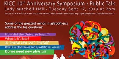 KICC 10th Anniversary Symposium Public Lecture