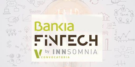 Afterwork V CONVOCATORIA BANKIA FINTECH by INNSOMNIA en VALENCIA