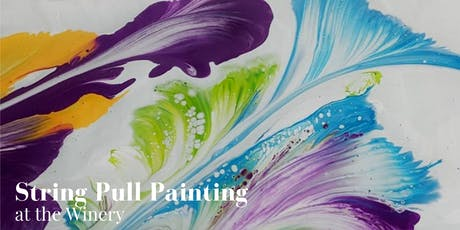 String Pull Painting Workshop tickets