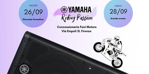 Yamaha, Riding Passion