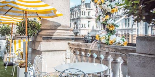 Le Méridien Piccadilly's Au Soleil free art masterclass