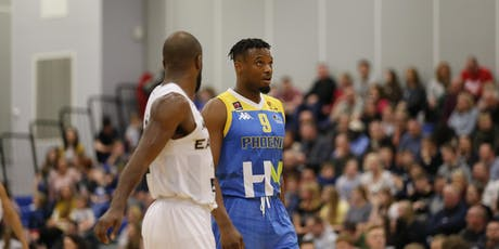 Cheshire Phoenix vs Newcastle Eagles tickets