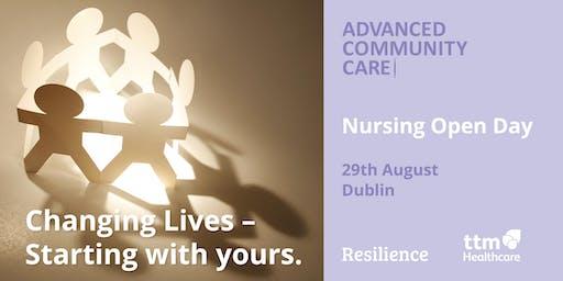 Advanced Community Care Nursing Open Day