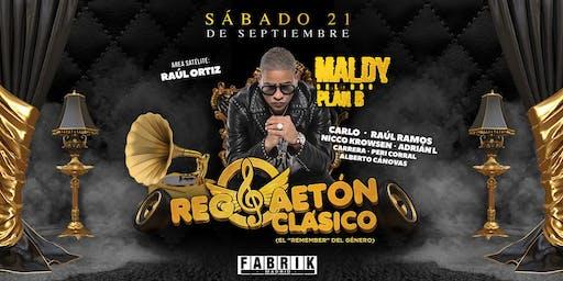 Reggaeton Clásico en FABRIK