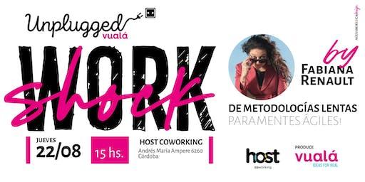 Unplugged - WorkShock de Metodologías Ágiles para desarrollar ideas