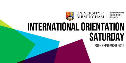 International Orientation Saturday