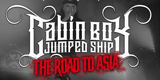 Cabin Boy Jumped Ship // 25th August