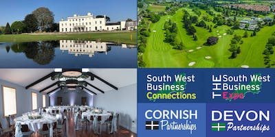 South West Business Lunch with SWB Connections and Cornish & Devon Partnerships