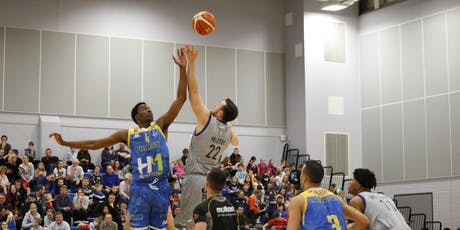 Cheshire Phoenix vs B. Braun Sheffield Sharks tickets