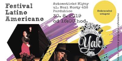 Festival Latino Americano - Pardubice