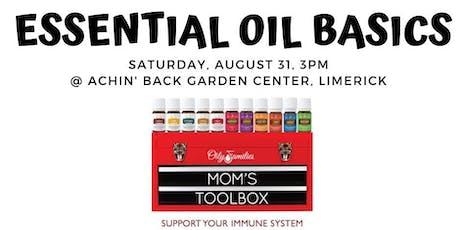 Essential Oils Basics tickets