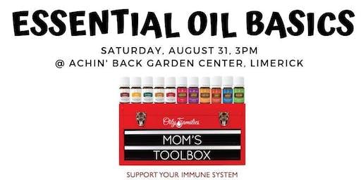 Essential Oils Basics