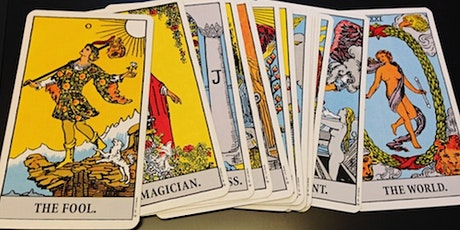 Beginners Tarot - Major Arcana Course tickets