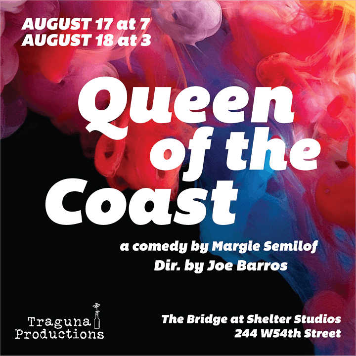 Summer Reading Series 2019: Queen of the Coast image