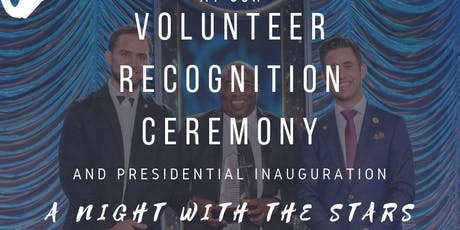 Volunteer Recognition Banquet & Presidential Inauguration Ceremony tickets