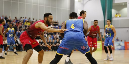 Cheshire Phoenix vs Leicester Riders