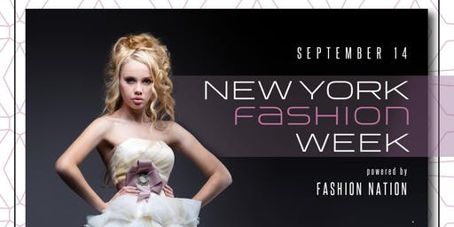 OFFICIAL NYFW CASTING CALL.  RUNWAY, PRINT, PLUS SIZE AND MALE MODELS