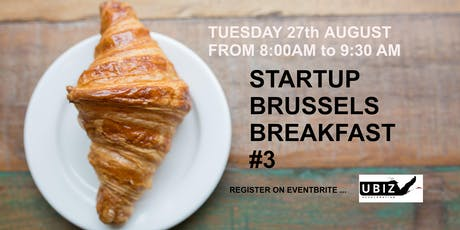 Startup Brussels Breakfast #3 tickets