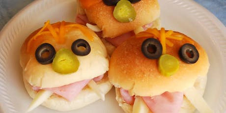 Family Learning - Party Food for Halloween - Sutton in Ashfield Library tickets