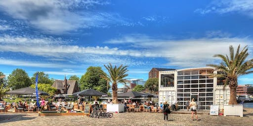 Release Pop-up-Beachgym (CrossBeach)+ gratis drankje op Stadsstrand