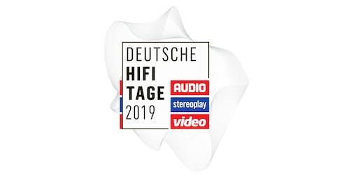 Deutsche HiFi Tage 2019