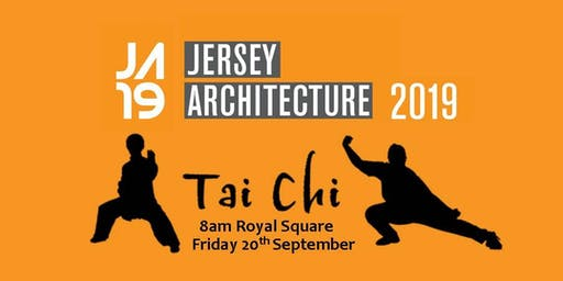 AD19 FREE Tai Chi lesson with Anthony Hopkin in the Royal Square