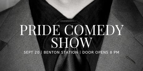 St. Cloud Pride Comedy Show tickets