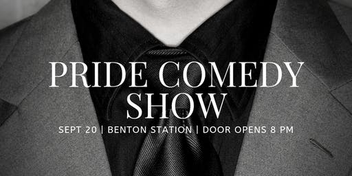 St. Cloud Pride Comedy Show