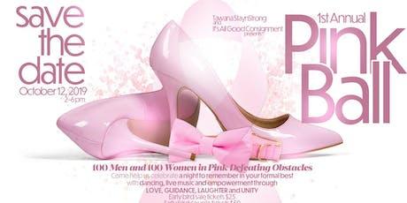 Pink Ball Formal Affair tickets