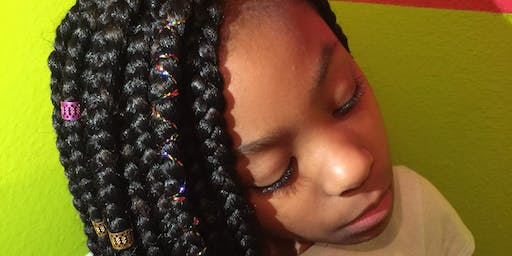 Back 2 Beauty Braid Workshop