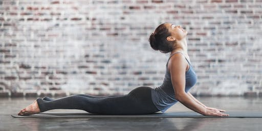 FITNESS: Lunchtime Yoga