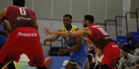 Cheshire Phoenix vs Leicester Riders tickets