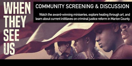 When They See Us: Screening & Discussion Series tickets