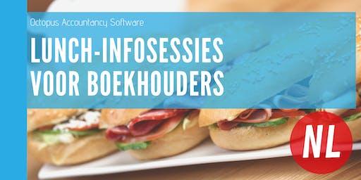 Antwerpen: Lunch-infosessie voor boekhouders