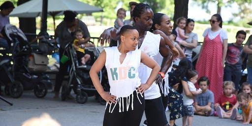 FAMILY DANCE: AFRO_SOCA