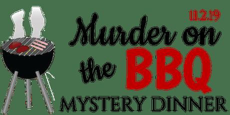 Murder on the BBQ tickets